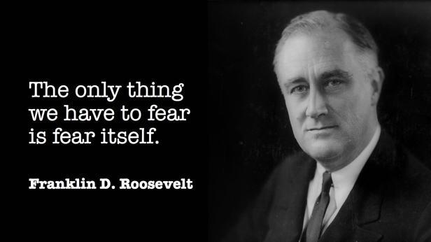 Fear FDR